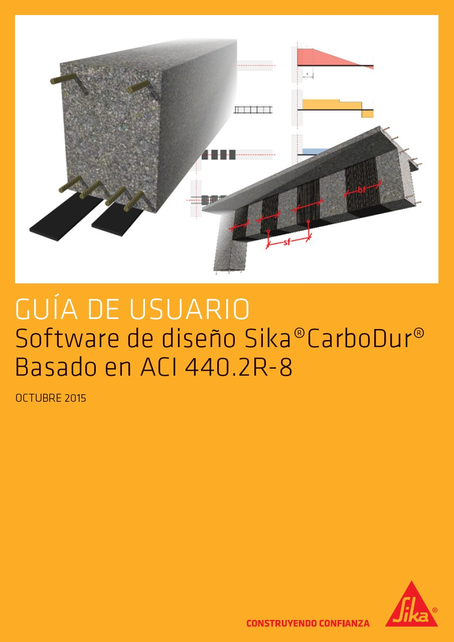 Manual Software Sika® CarboDur®