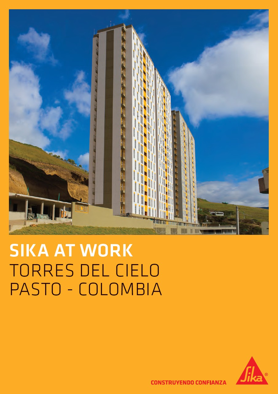 Sika At Work - Torres del Cielo