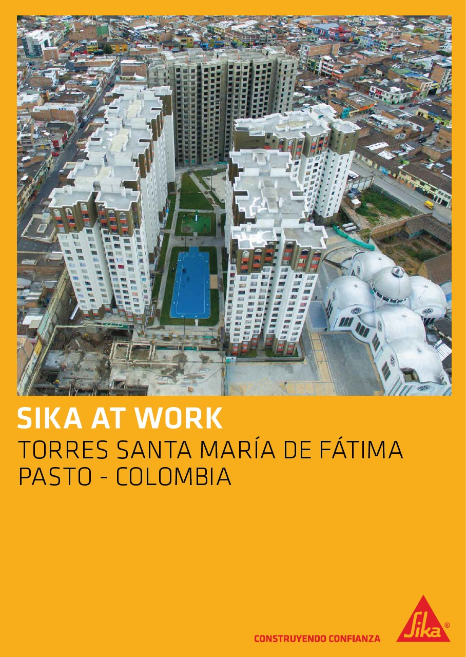 Sika At Work - Santa Maria de Fatima